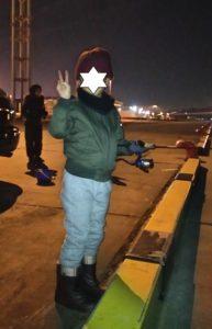 子供との夜釣りでのポイント